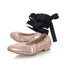 http://www.kurtgeiger.com/women/shoes/flats/ballerinas/kitty-metal-combination-leather-kg-kurt-geiger