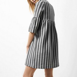 http://www.riverisland.com/women/dresses/swing-dresses/black-and-cream-gingham-smock-dress-699894