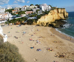 carvoeiro-beach